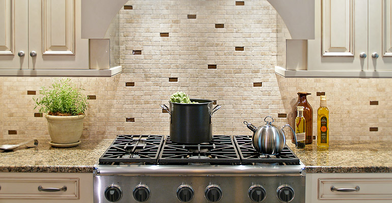 Add Some Personality To Your Bath Or Kitchen With A Gorgeous Backsplash!  Besides Being Pleasing To Look At, This Type Of Wall Tile Has A Number Of  Practical ...