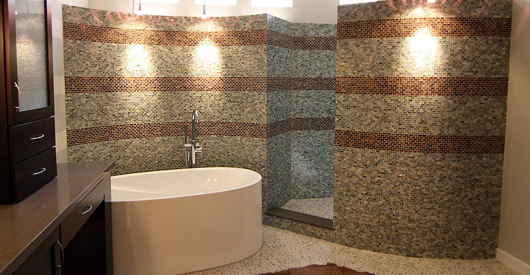 Shower Walls – Flooring Creations
