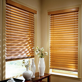 Shutters & Wood Blinds
